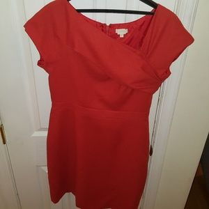 J.Crew Wool Crepe Dress (sz 4)
